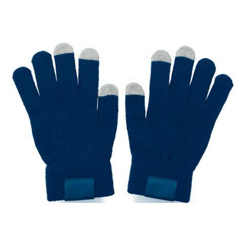 Gants munis de 3 embouts pour écran tactile.