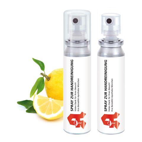 Pocket Spray de 20 ml - Spray antibactérien de nettoyage des mains - Body label