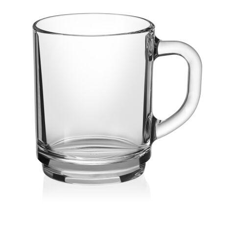 Pub Tasse en verre 25cl Rastal transparent   sans marquage