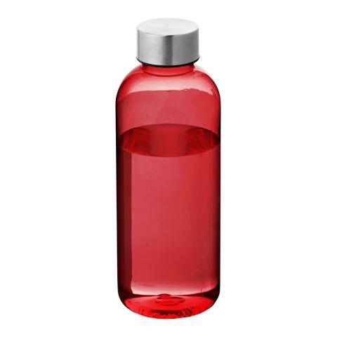 Bouteille en plastique transparent coloré - 600 ml