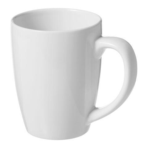 Tasse en céramique Bogota blanc | sans marquage | non disponible | non disponible