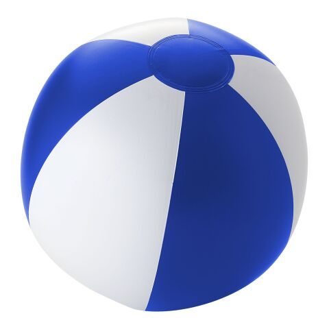 Ballon de plage plein Palma bleu royal-blanc | sans marquage | non disponible | non disponible