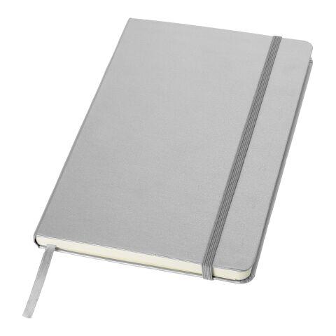 Carnet de notes Classic format A5 Argent   sans marquage   non disponible   non disponible   non disponible