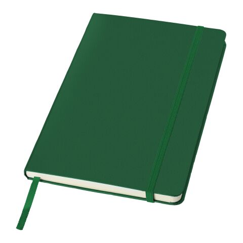 Carnet de notes Classic format A5 Vert vif | Sans marquage | non disponible | non disponible | non disponible