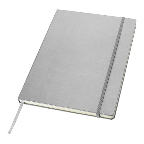Carnet de notes Classic Executif format A4 Argent | sans marquage | non disponible | non disponible | non disponible