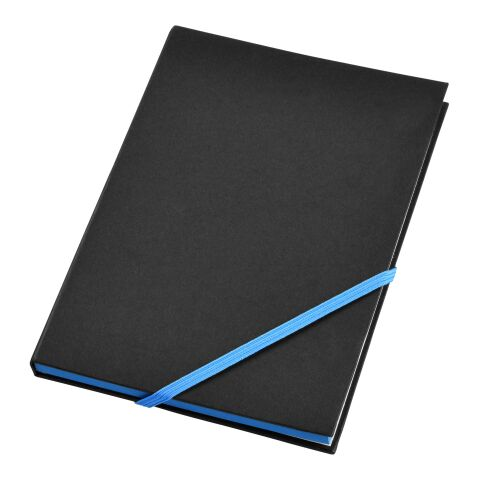 Bloc-notes Travers Standard | Noir-Bleu | Sans marquage | non disponible | non disponible | non disponible