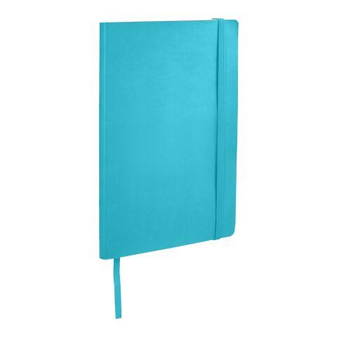Carnet de notes à couverture souple Classic bleu clair | sans marquage | non disponible | non disponible | non disponible