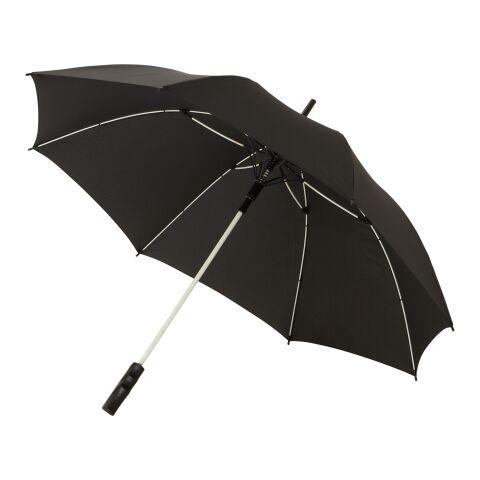 """Parapluie tempête à ouverture automatique 23"""" Spark noir-blanc   sans marquage   non disponible   non disponible"""