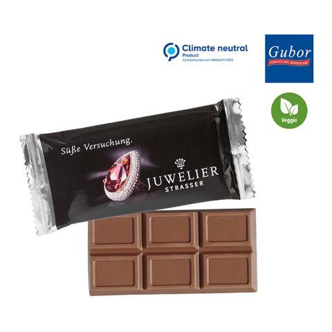 Barre de chocolat MAXI blanc | Impression 1 couleur
