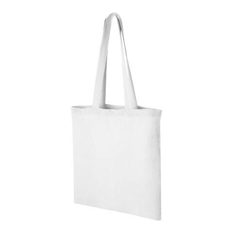 Sac shopping coton Carolina blanc | sans marquage | non disponible | non disponible