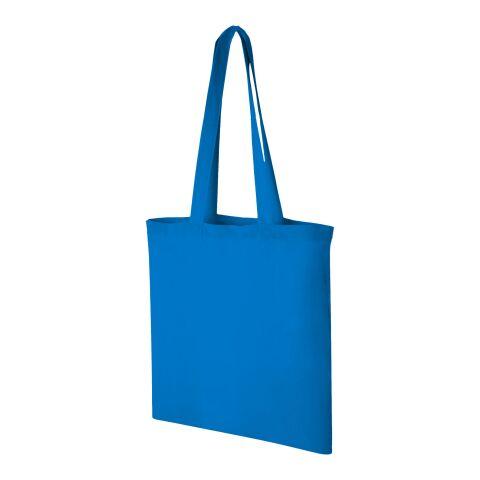 Sac shopping coton Carolina Standard   Azur   sans marquage   non disponible   non disponible