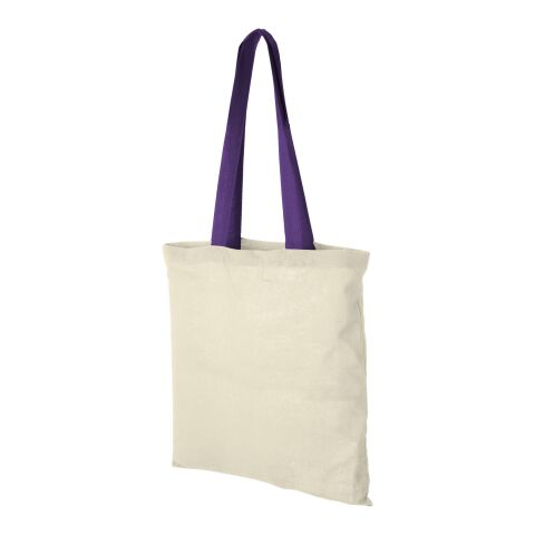 Sac coton Nevada lavende | sans marquage | non disponible | non disponible