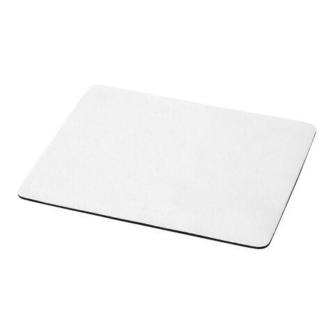 Tapis de souris Heli blanc cassé | sans marquage | non disponible | non disponible | non disponible