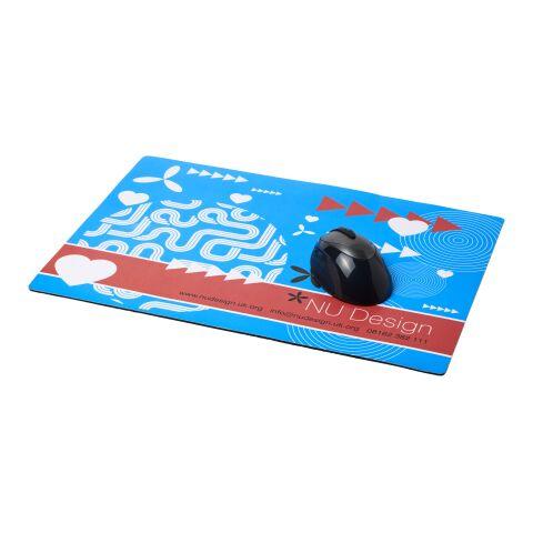 Tapis de comptoir Q-Mat® de taille A2 Noir bronze | sans marquage | non disponible | non disponible