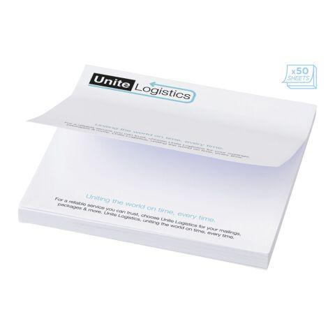 Stickynotes 100 x 100 mm Blanc | 50 Blatt | sans marquage | non disponible | non disponible