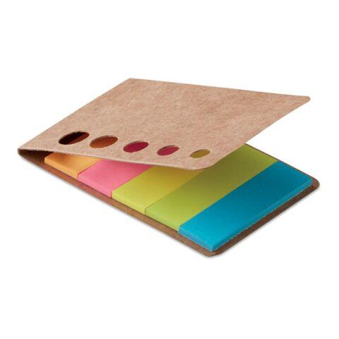 Marqueurs adhésifs 5 couleurs