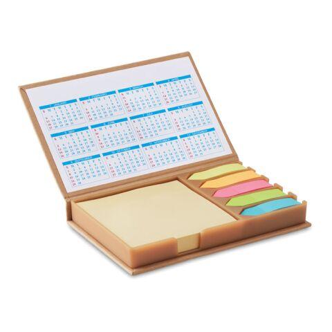 Set de bureau avec calendrier