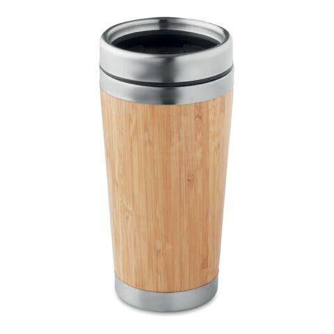 Gobelet double paroi en bambou
