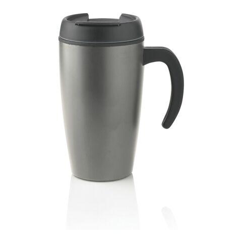 Mug Urban anti-fuites gris-noir | Sans marquage | non disponible | non disponible | non disponible