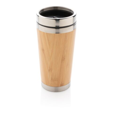 Mug double paroi en bambou
