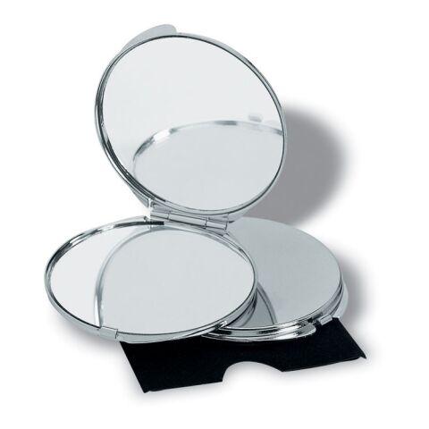 Miroir de luxe chromé argent mate | sans marquage | non disponible | non disponible | non disponible