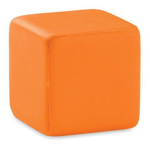 Carré antistress orange | sans marquage | non disponible | non disponible | non disponible