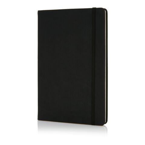 Carnet de notes A5 2 Noir bronze | Sans marquage | non disponible | non disponible