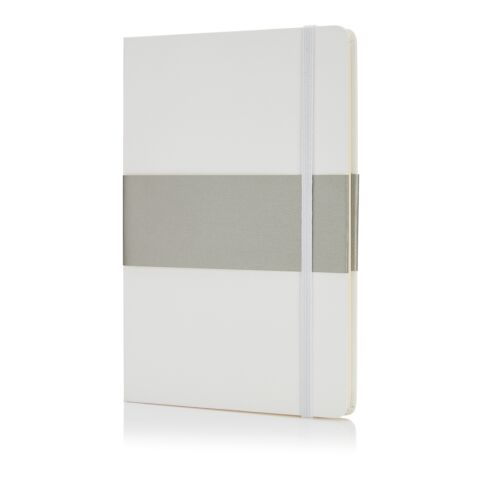 A5 Hardcover Notizbuch blanc | sans marquage | non disponible | non disponible