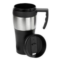 Mug isotherme en acier inoxydable