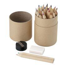 Set de 26 crayons de couleur