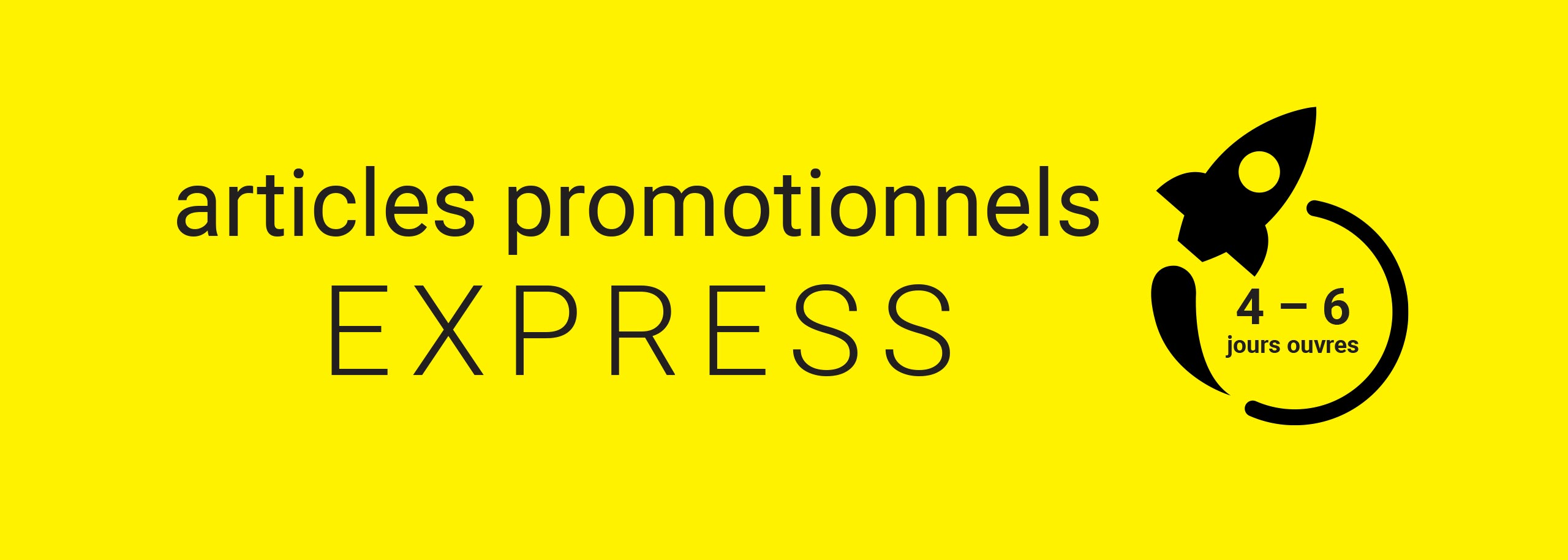 Articles promotionnels express