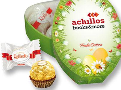 Chocolats Ferrero personnalisables