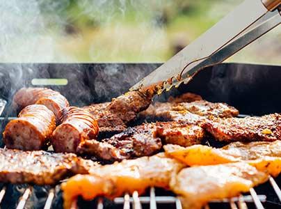 Accessoires pour barbecue