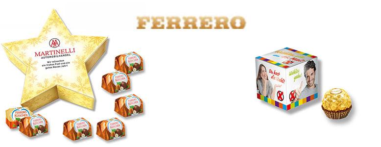 Mini chocolat Ferrero