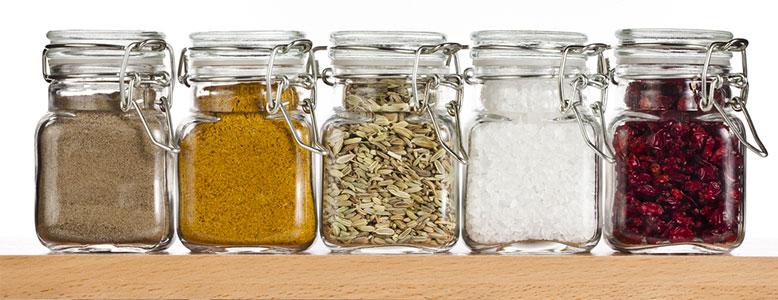 Produits alimentaires personnalisables